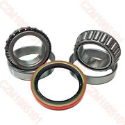 Axle Bearing And Seal Kit For Bobcat Skid Steer 645 653 700 720 721 722 730 731