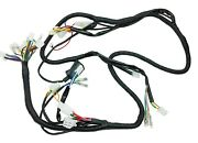 Chinese Scooter Moped 50cc Complete Main Wiring Harness Gy6 Taotao Vip 139qmb