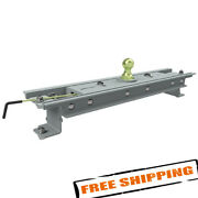 Bandw Gnrk1257 Turnoverball Underbed Gooseneck Hitch For 2007-2019 Toyota Tundra