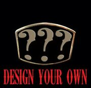 Bronze 3 - 4 Or 5 Letter Or Number Ring Any Combination Custom Size Handmade