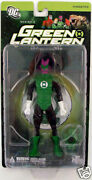 Dc Direct_green Lantern Collection Series 2_sinestro 6 Action Figure_new And Mip