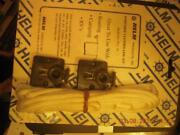 Pcl-10 Lot Of 3 Portable Clothes Line Kit Helm Products