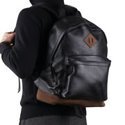 New 2950 Tom Ford Black-brown Soft Grained Leather And039buckleyand039 Backpack Bag
