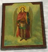 18c Russian Christian Imperial Egg Tempura Painted Holy Orthodox Icons Cross