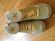 Collectible Original Klay Thompson Anta Gold Blooded Basketball Shoes Us 9.5