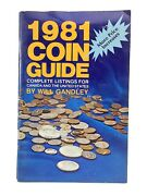 1981 Coin Guide Canada United States Listings Catalog By Will Gandley J053