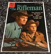 The Rifleman 3, Fine, Chuck Conners, Johnny Crawford 1960 Tv Show