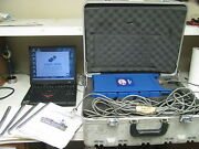 Intracorp Qb-8000 Laser Alignment System W/ Computer Manuals And Software