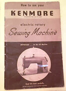 Vintage Booklets - Chemistry Sets Sewing Machines Cooking Etc 1930s To 1950s