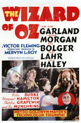 Posters Usa - Wizard Of Oz 1939 Movie Poster Glossy Finish - Mcp705