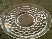 American Fostoria Saucer For A Cup Saucer Only 5-3/4 In Mint Vintage