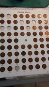 Lincoln Cent Collection. 1909 Vdb-1934-p. Extremely Finexf Or Better. Nice.
