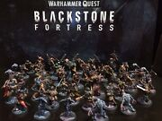 Whms Warhammer Quest 40k Pro Painted Blackstone Fortress Game Commission Wargame