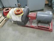 Bell And Gossett 1510 Pump 6g 11.375 Bf 60hp 1400gpm 120ft Head 1800rpm 175 Psi