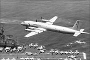 Poster Many Sizes Soviet Il-38 May Passing Low Over Uss Midway Cv-41
