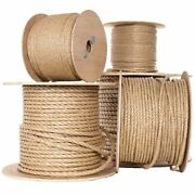 Unmanila Polypro Rope By Golberg - All Purpose Cord For Landscaping Dock Rope