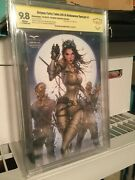 Grimm Fairy Tales 2016 Halloween Special Cbcs 9.8 Signature Series Tyndall