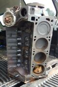 Used 1977 Ford Truck F100 F250 351m Rebuildable Short Block Assembly D7te A3b