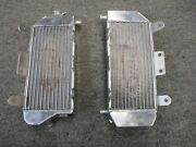Pwr Aluminum Radiator For Yamaha 2006 Yz 250 F Right And Left Side