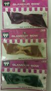Vintage Hair Clips Fashion Curl Clips Velvet Unique Old Hard To Find Items