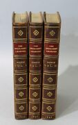 Ingoldsby Legends Or Mirth And Marvels 1853 Thomas Ingoldsby In 3 Vol Leather