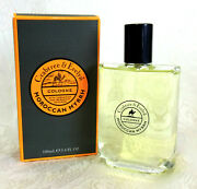 Crabtree And Evelyn Moroccan Myrrh Cologne Spray 3.4 Oz New In Box
