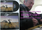 Nick Mason Signed Autographed Pink Floyd Collection Of Dance Songs Album, Proof