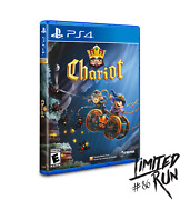 Chariot - Ps4, Limited Run 86 Playstation 4 Sold Out Brand New