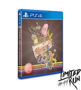 Runner 2 - Limited Run 44, Ps4 Sony Playstation Region Free Only 3,500 Sold Out