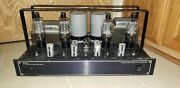 Vtl Deluxe 120 Tube Mono Power Amplifier Amp Works Manley Western Electric 807