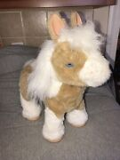 2011 Furreal Friends Baby Butterscotch Magic Show Pony Horse Interactive 17