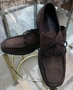 Shoes, Expensive Mephisto Men's 8,beautiful Brown Suede 65