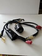 Honda 1986 Oem 200x Wiring Harness And Coil
