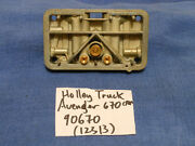 Primary Metering Block Fits Holley 90670 670cfm 4x4 Truck Avenger Stamped 12313