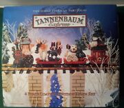 Signed David Frykman Tannenbaum Express - Box And Certificate Of Authenticity