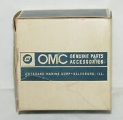 New Omc Outboard Marine Corp Impeller Housing Part No. 310000