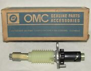 New Omc Outboard Marine Corp Boat Starter Assembly Part No. 383122