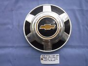 1 Chevy Commercial Truck 12 Dog Dish Hub Cap Fits Down To 30 Series Used Oem