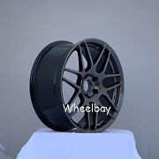 4 Rota Wheels Ffo1 19x8.5 40 And 19x10 38 5x114.3 73 Hb 360 Degree Flow Forged