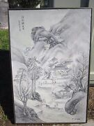 Painting By Chinese Artist J Shenthe Painting Of Wind Andstring Music For Char..