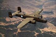 Poster Many Sizes North American B-25 Mitchell Bomber 1942
