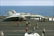 Poster Many Sizes F-14a Tomcat Vf-84 Jolly Rogers Uss Theodore Roosevelt