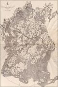 Poster Many Sizes Map Of Appomattox Court House 1867