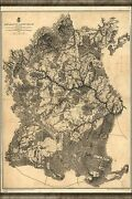 Poster Many Sizes Map Of Appomattox Court House Virginia 1865
