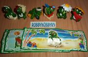 Tartallegre Complete Set With All Papers Kinder Surprise 2013