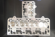 Cylinder Head New Performance Ls7 255 And 89cc Runners New Assembled Aluminum