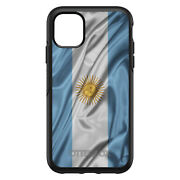 Otterbox Symmetry For Apple Iphone Pick Model - Argentina Waving Flag