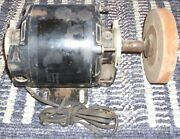 Anitique 1960's Westinghouse 1/4 Hp 115 Volt Ac Motor 1725 Rpm's Runs Awesome