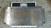 4140 Steel Plate 1-7/8 Thick