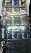Metal Gear Solid Trading Cardscg Character Cards Basic Hole Punched Chicken Lot